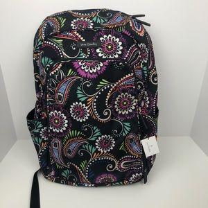Vera bradley laptop backpack bandana swirl nwt